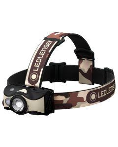 Led Lenser MH8 - 600 Lumen LED Rechargeable Outdoor Series Headlamp
