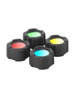 Led Lenser MT10 4-Colour Filter Set 32.5mm