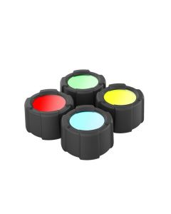 Led Lenser MT14 4 Colour Filter Set 39mm