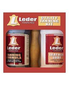 Leder Utility Tanning Kit 500ml