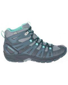 Merrell Avian Light 2 Ventilator Mid WP Women's Hiking Boots - Turbulence