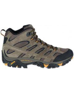 Merrell Moab 2 LTR Mid WP Gore-Tex Men's Hiking Boots - Walnut