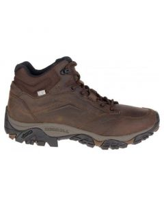Merrell Moab Adventure Mid WP Men's Hiking Boots - Dark Earth
