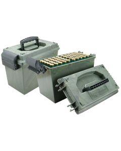 MTM 100 Round 12 Gauge Shotshell Ammo Dry Box