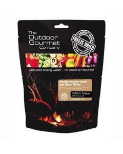Outdoor Gourmet Mediterranean Lamb & Black Olives - Double Serve