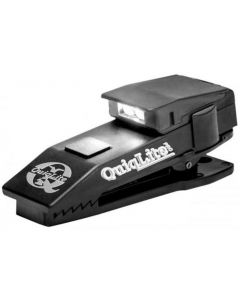 QuiqLite PRO Dual White LED Uniform Pocket Light With QuiqFlare Attachment (MOLLE Compatible)