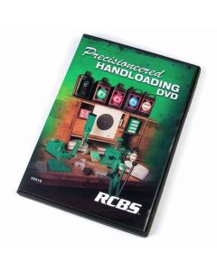 RCBS Precision Handloading DVD