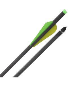 Redzone Zarrow Aftershock 20 inch Carbon Crossbow Bolt