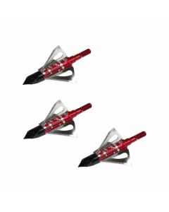 Redzone Twister 6-Blade 100gr Broadheads
