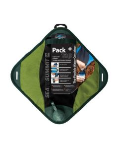 Sea to Summit 4 Litre Pack Tap Water Bladder - Green