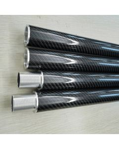 SITO 1300mm Carbon Fibre Two-Piece Sand Scoop Travel Pole