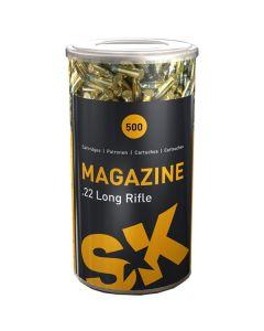 SK 22LR 40GR Magazine Standard Velocity Solid 1050FPS - 500 Pack