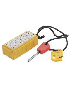 Smith's Pack Pal Natural Tinder Maker With Fire Starter