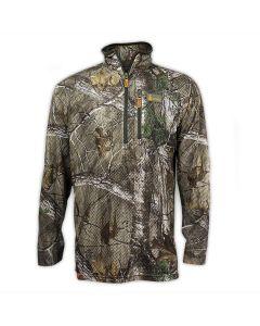 Spika Mens Horizon Airflux Summer Long Sleeve T-Shirt - Realtree Xtra