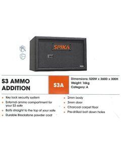 Spika S3A - Ammo Addition Safe