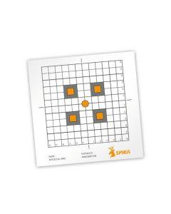 Spika Sight In Grid Paper Target