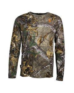 Spika Mens Trail Long Sleeve T-Shirt - Realtree Xtra