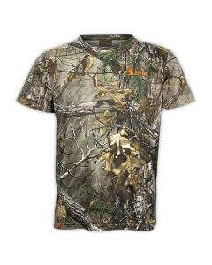 Spika Mens Trail T-Shirt - Realtree Xtra