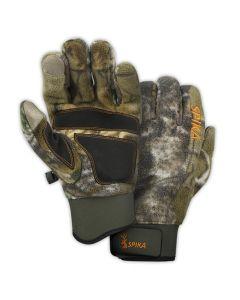 Spika Windstorm Hunting Gloves - Realtree Xtra