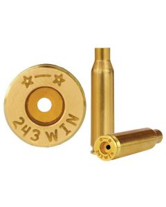 STARLINE Unprimed Brass Cases 243 WIN - 50 Pack (Large Rifle Primer)