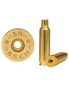 STARLINE Unprimed Brass Cases 6.5 CREEDMOOR - 50 Pack (Small Rifle Primer)