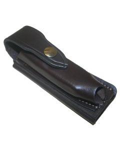 Jcoe Stockman's Horizontal Genuine Leather Knife Pouch (125mm Knives)