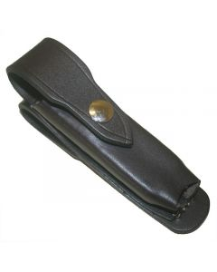 Jcoe Stockman's Vertical Genuine Leather Knife Pouch Extra Large (125mm Knives)