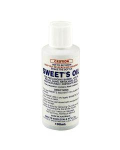Sweet's Gun Lubricating Oil Squeeze Bottle 100ml