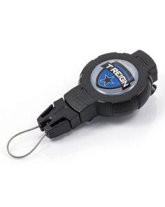 T-REIGN Retractable Gear Tether Clip - MEDIUM