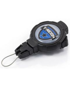 T-REIGN Retractable Gear Tether Clip - EXTREME DUTY