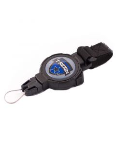 T-REIGN Retractable Gear Tether Velcro Strap - EXTREME DUTY