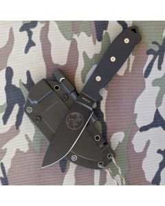 Tassie Tiger Knives USA Survival Knife With Moulded Sheath