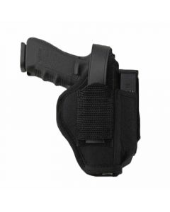 Uncle Mike's Size 15 Sidekick Ambidextrous Hip Holster - Suits 3.5-4.5
