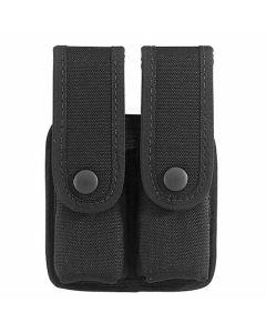 Uncle Mike's Nylon Dual Magazine Pouch - Suits Glock 20, 10mm & Glock 21, .45 Auto