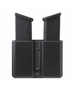 Uncle Mike's Kydex Double Magazine Case - Suits Double Stack 9mm/.40 Cal Magazines