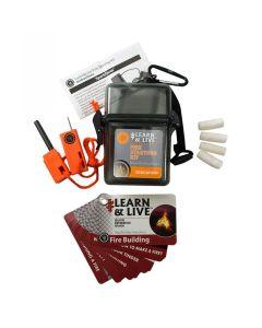 UST Fire Starting Learn & Live Kit