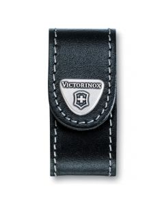 Victorinox Black Leather Knife Pouch 4.0518.XL