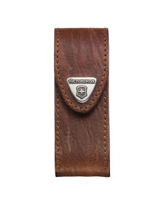 Victorinox Brown Leather Knife Pouch 4.0543