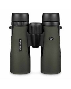 Vortex Diamondback HD 10x42 Binocular, Bonus Glasspack Harness