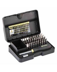 Wheeler 43 Piece Professional Gunsmithing Screwdriver Set