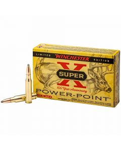 Winchester Super-X 30-30 WIN 150GR Pointed Soft Power Point 2390FPS - 20 Pack (Limited Edition)