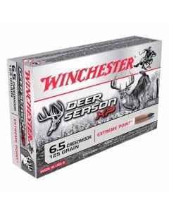 Winchester Deer Season XP 6.5 Creedmoor 125GR Extreme Point 2850FPS - 20 Pack