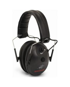 Winchester Low Profile Electronic 22dB Ear Muffs - Black