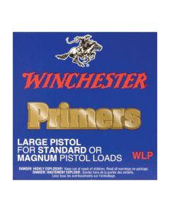 Winchester Large Regular Pistol Primer - 1000 Pack