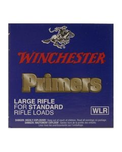 Winchester Large Rifle Primer - 1000 Pack