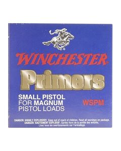 Winchester Small Magnum Pistol Primers - 1000 Pack