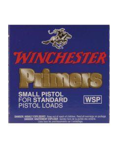 Winchester Small Regular Pistol Primer - 1000 Pack