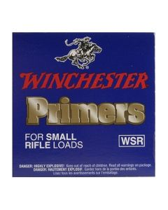 Winchester Small Rifle Primer - 1000 Pack