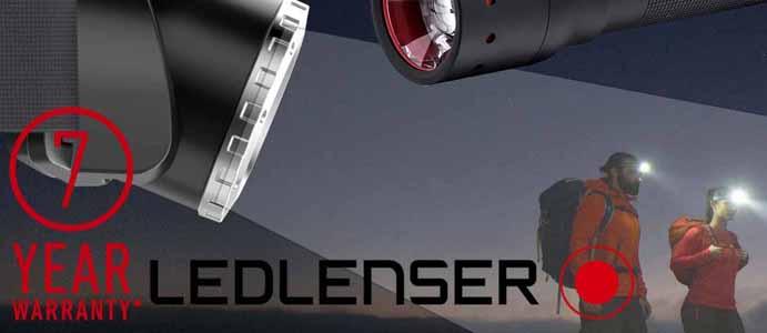 Led Lenser Torches Extreme Gear
